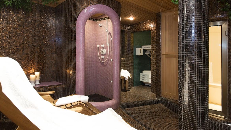 Bagno di vapore hotel chalet olympia a monguelfo tesido stelle